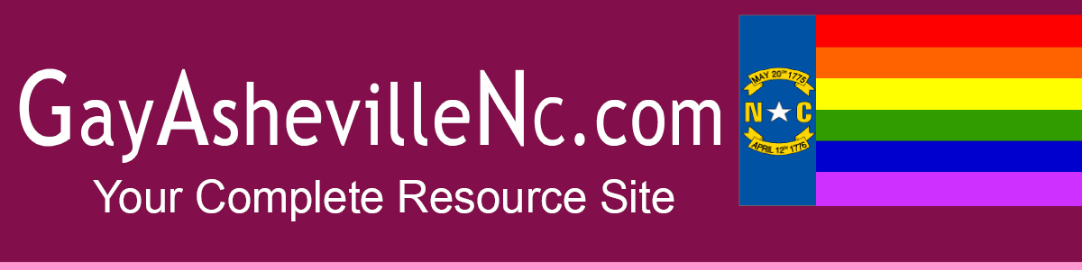 Gay Asheville NC - Your Complete Resource Site