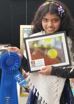 Freya Jani Shah, Photography, Age 9, Rayma C. Page Elementary