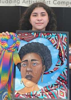 Sophia Peréz, Age 13