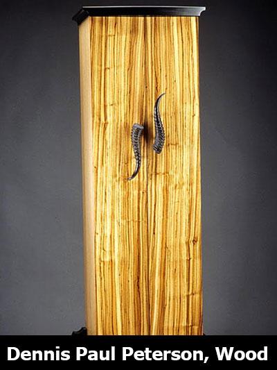 Dennis Paul Peterson, Wood