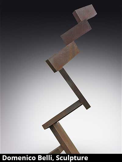 Domenico Belli, Sculpture