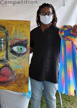 Nalin Isme, Painting, Age 13