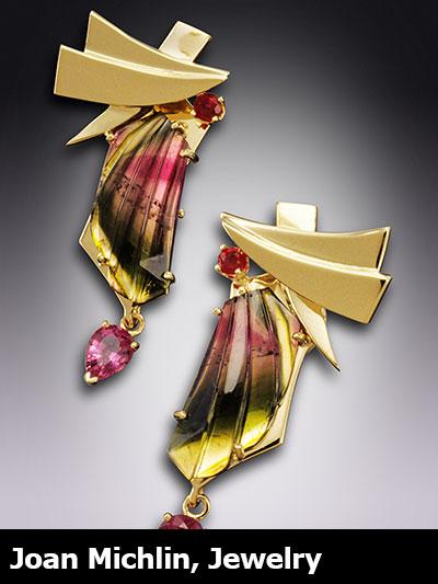 Joan Michlin, Jewelry