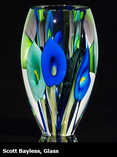 Scott Bayless, Glass