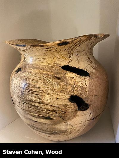 Steven Cohen, Wood